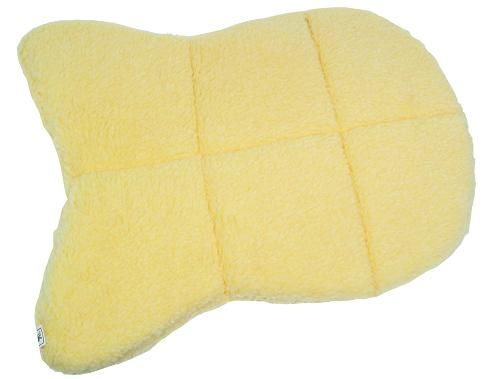 Amortisseur de dos �cru LIPPO en mouton synth�tique