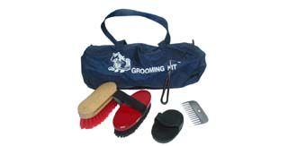 Sac grooming garni